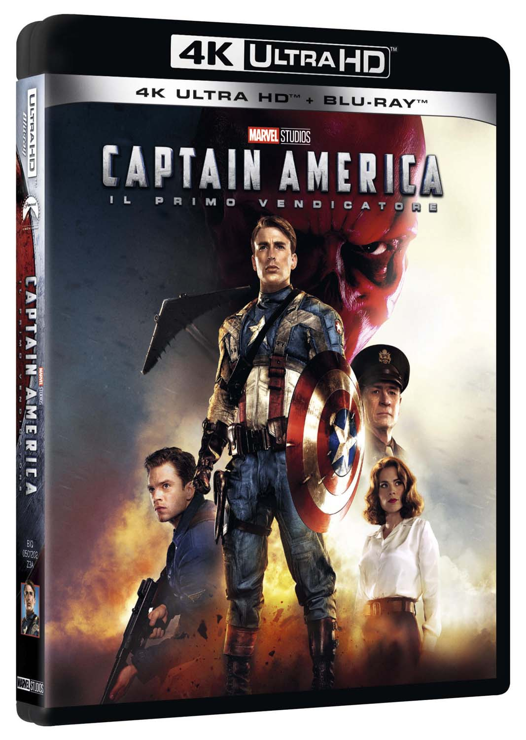 CAPTAIN AMERICA (UHD)