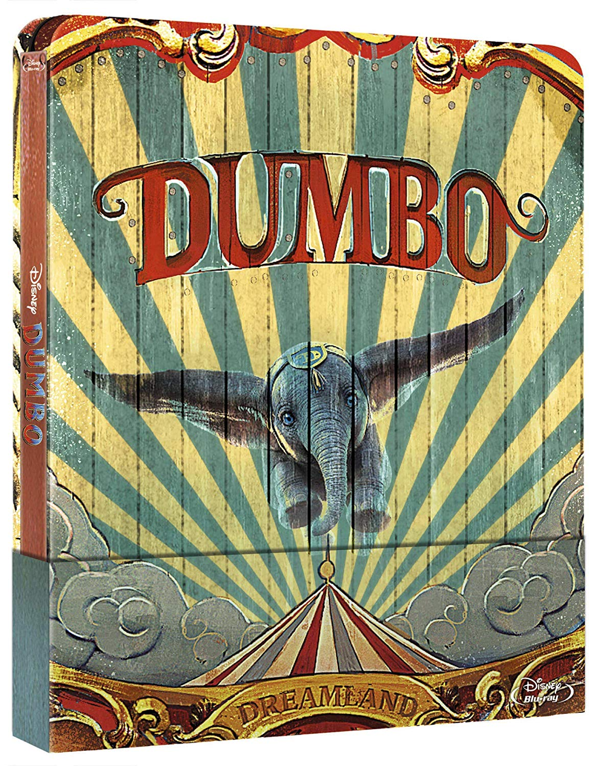 DUMBO (LIVE ACTION) (STEELBOOK) - 2019