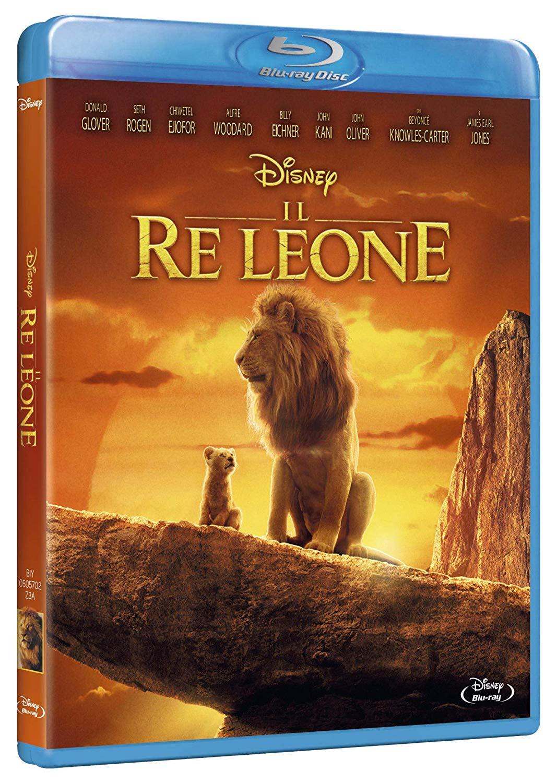 IL RE LEONE (LIVE ACTION) - BLU RAY