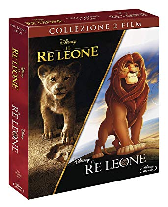 COF.IL RE LEONE (LIVE ACTION) / IL RE LEONE (2 BLU-RAY)