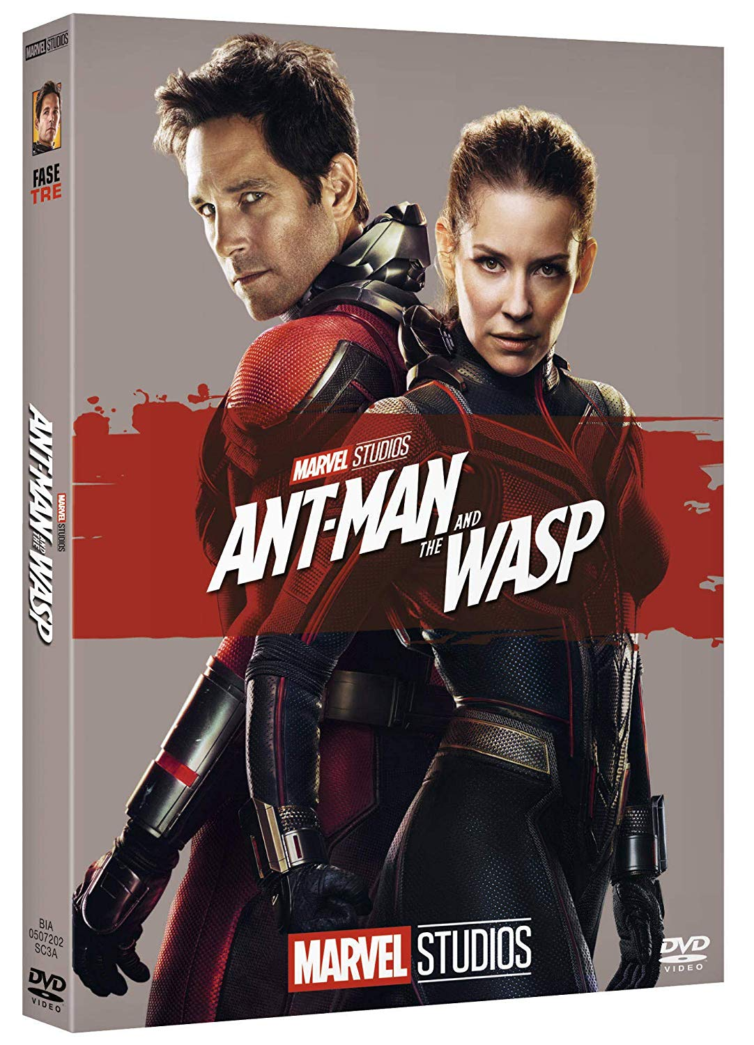 ANT-MAN AND THE WASP (10 ANNIVERSARIO) (DVD)