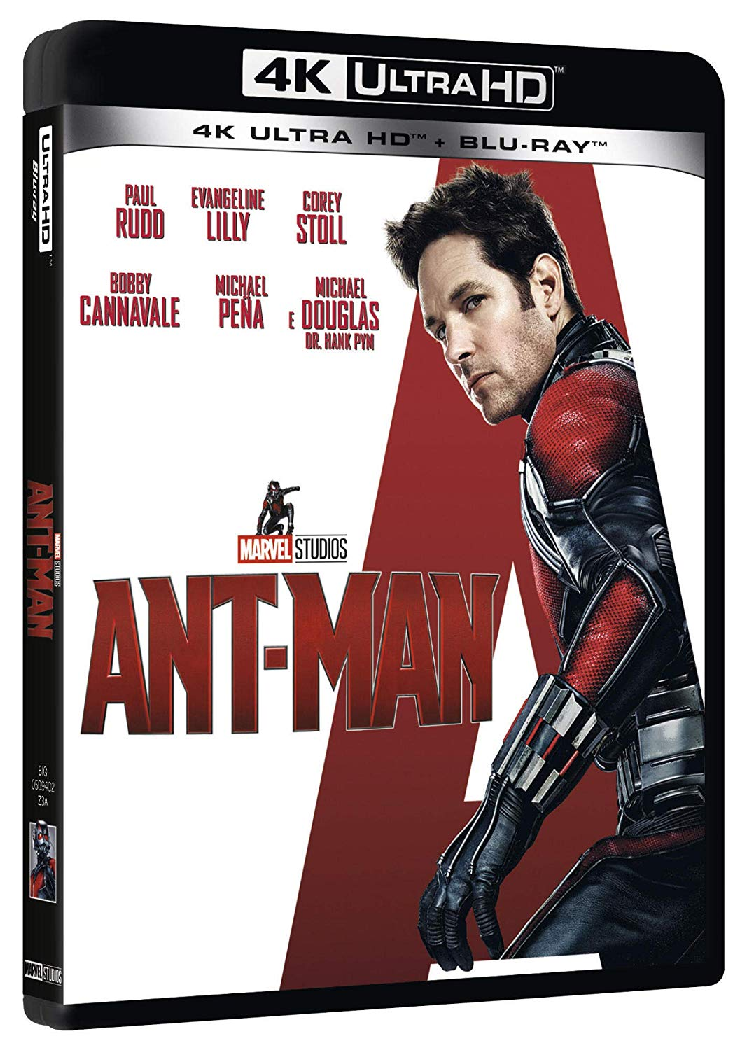 ANT-MAN (4K ULTRA HD+BLU-RAY)