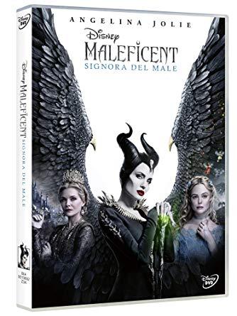 MALEFICENT - SIGNORA DEL MALE (DVD)