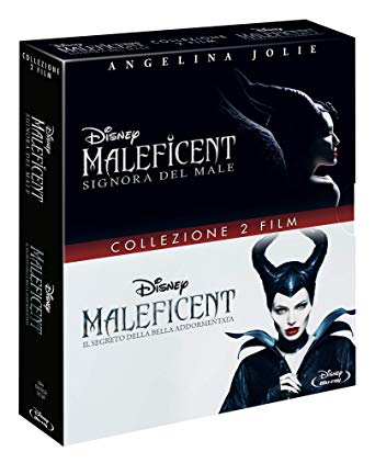 COF.MALEFICENT / MALEFICENT - SIGNORA DEL MALE (2 DVD) (DVD)