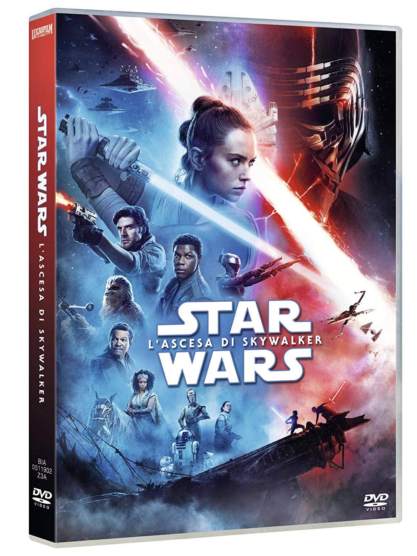 STAR WARS: L'ASCESA DI SKYWALKER (DVD)
