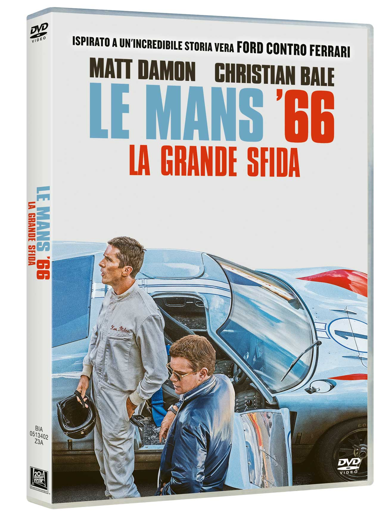 LE MANS 66 - LA GRANDE SFIDA (DVD)