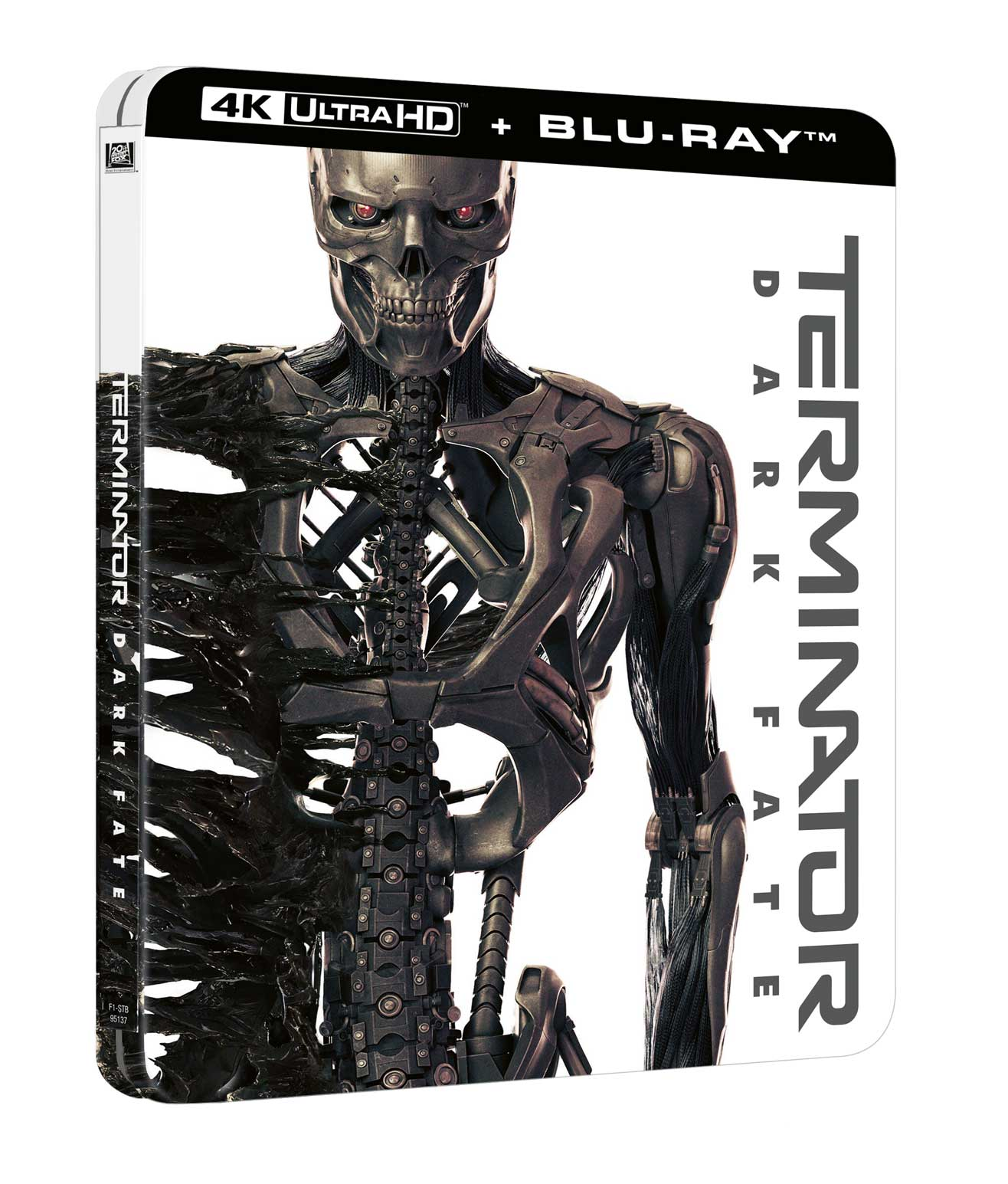 TERMINATOR - DESTINO OSCURO (LTD STEELBOOK) (BLU-RAY 4K ULTRA HD