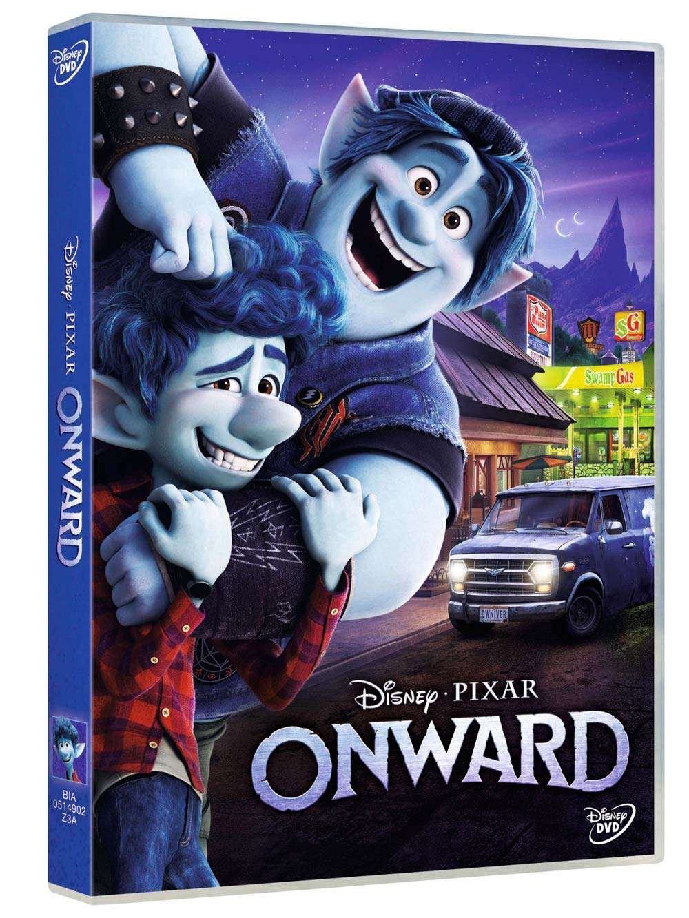 ONWARD - OLTRE LA MAGIA (DVD)