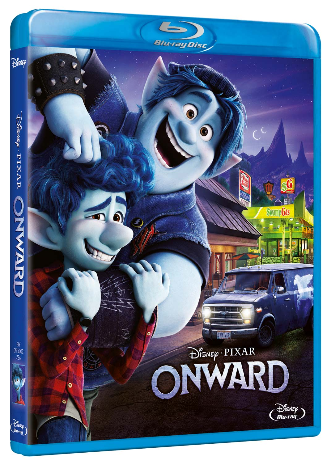 ONWARD - OLTRE LA MAGIA - BLU RAY