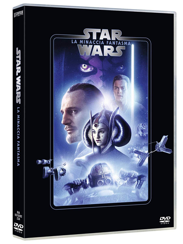 STAR WARS - EPISODIO I - LA MINACCIA FANTASMA (DVD)