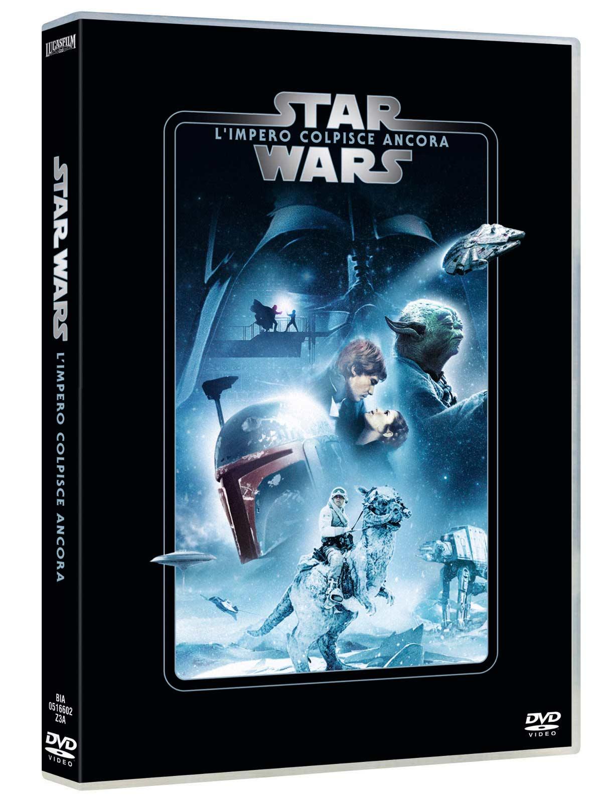 STAR WARS - EPISODIO V - L'IMPERO COLPISCE ANCORA (DVD)