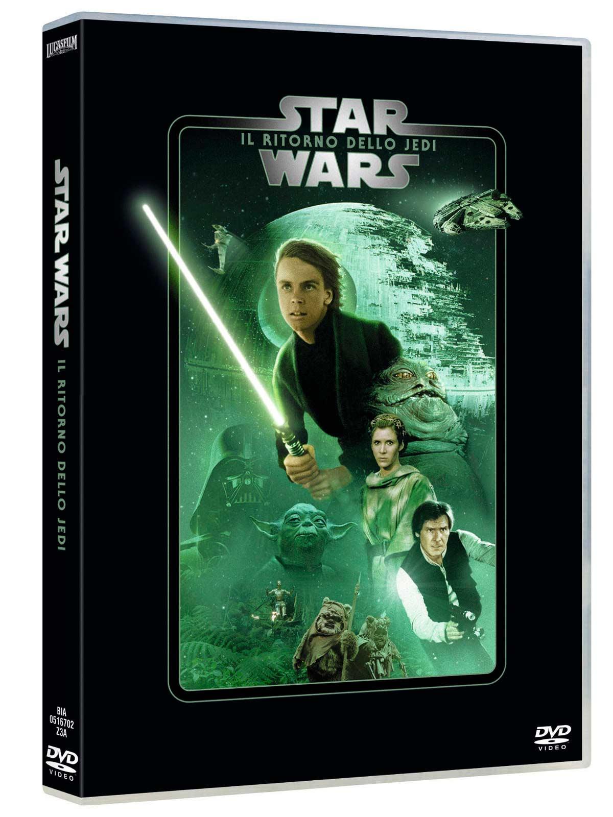 STAR WARS - EPISODIO VI - IL RITORNO DELLO JEDI (DVD)