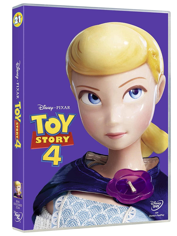 TOY STORY 4  DVD ANIMAZIONE