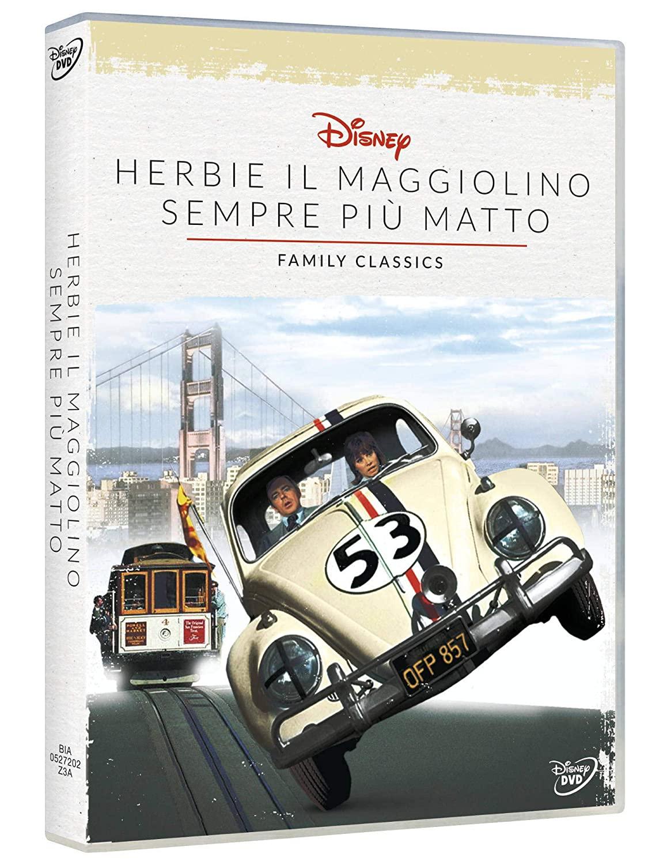 HERBIE IL MAGGIOLINO SEMPRE PIU' MATTO (FAMILY CLASSICS) (DVD)
