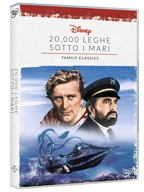 20.000 LEGHE SOTTO I MARI (FAMILY CLASSICS) (DVD)