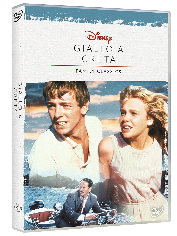 GIALLO A CRETA (FAMILY CLASSICS) (DVD)