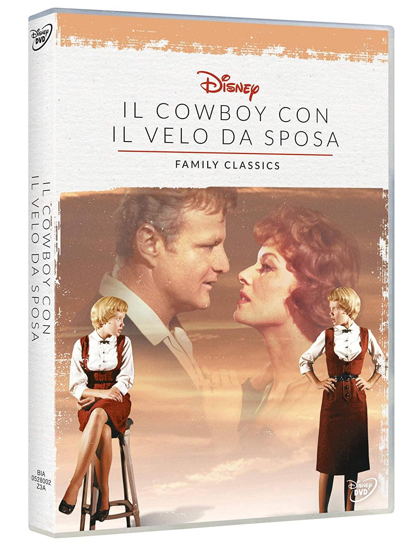 IL COWBOY CON IL VELO DA SPOSA (FAMILY CLASSICS) (DVD)