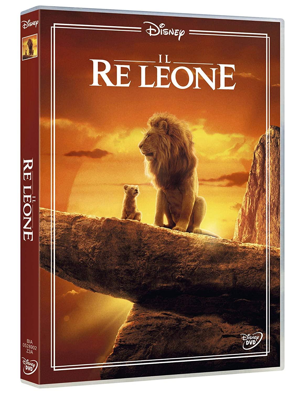 IL RE LEONE (LIVE ACTION) (DVD)