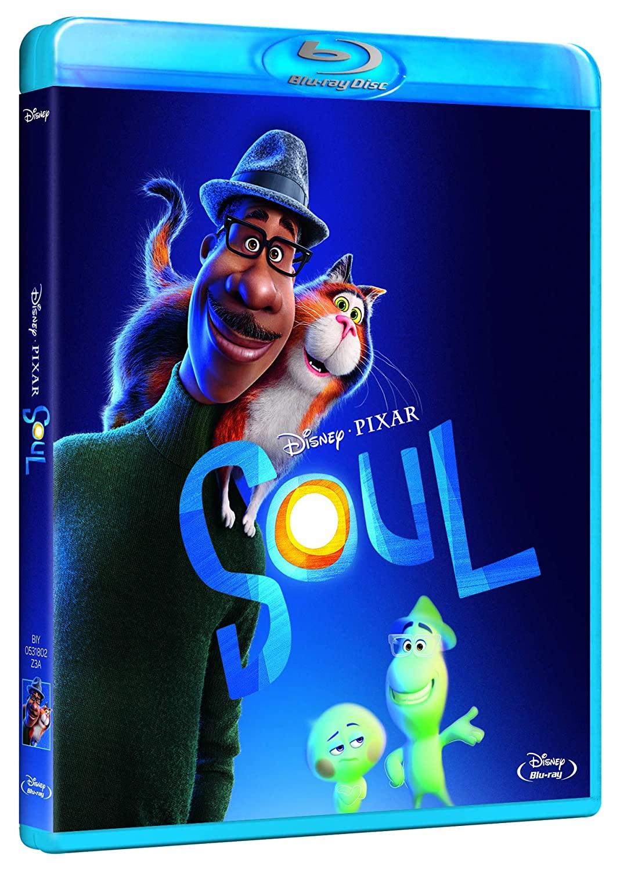 SOUL - BLU RAY