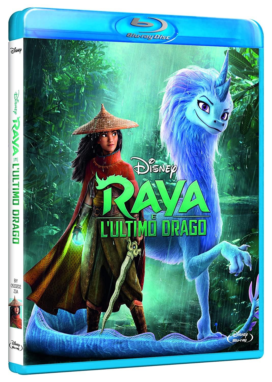 RAYA E L'ULTIMO DRAGO - BLU RAY