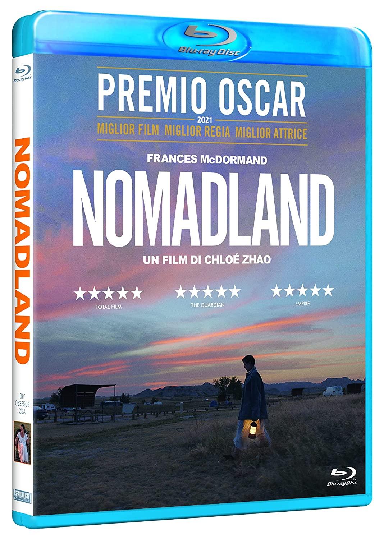 NOMADLAND - BLU RAY