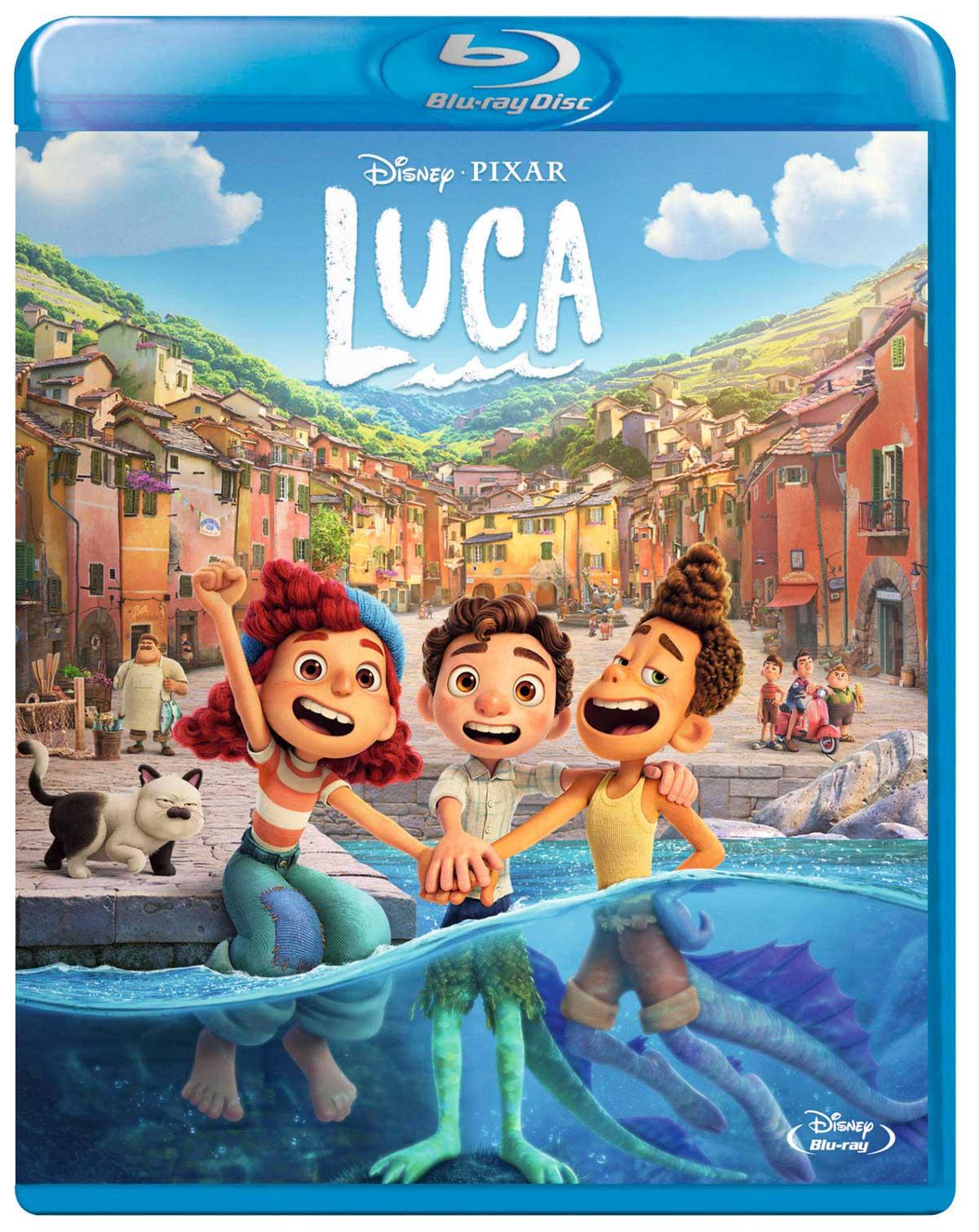 LUCA - BLU RAY