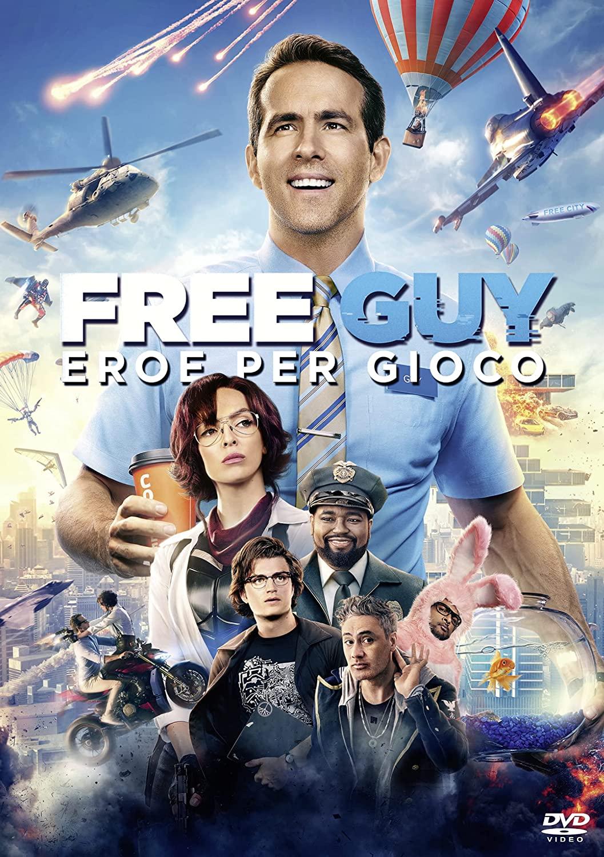 FREE GUY - EROE PER GIOCO (DVD)