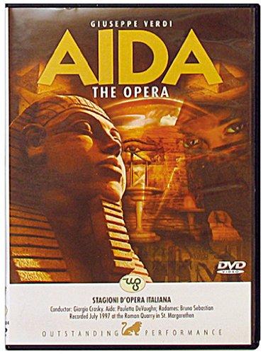 GIUSEPPE VERDI - AIDA - THE OPERA [EDIZIONE: REGNO UNITO] (DVD)