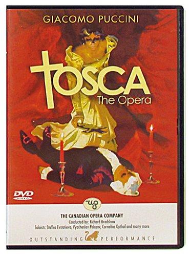 GIACOMO PUCCINI - TOSCA - THE OPERA [EDIZIONE: REGNO UNITO] (DVD