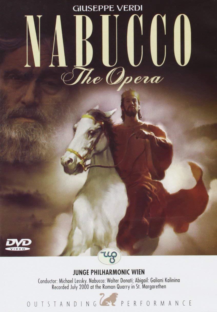 GIUSEPPE VERDI - NABUCCO - THE OPERA [EDIZIONE: REGNO UNITO] (DV