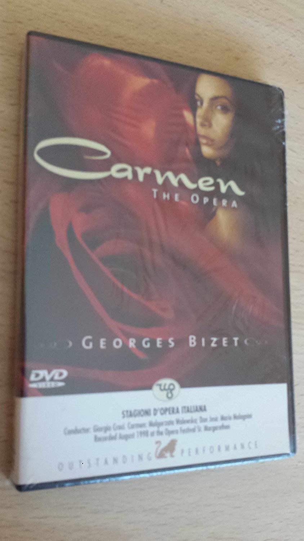 GEORGE BIZET - CARMEN - THE OPERA [EDIZIONE: REGNO UNITO] (DVD)