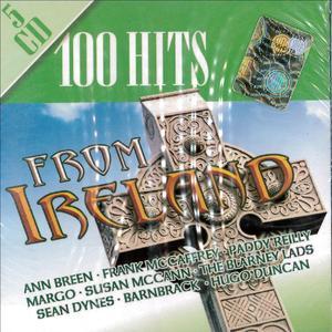 100 HITS FROM IRELAND -5CD (CD)