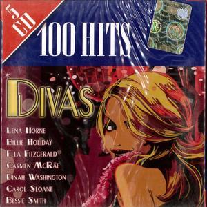 100 HITS DIVAS -5CD (CD)