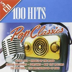 100 HITS - POP CLASSICS CD, IMPORT (CD)