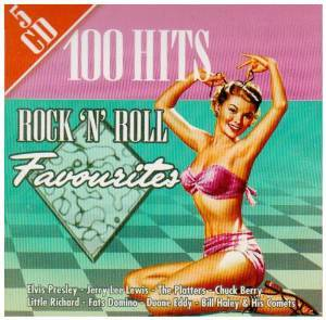 100 HITS - ROCK N ROLL CD, IMPORT (CD)