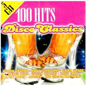 100 HITS DISCO CLASSICS -5CD (CD)