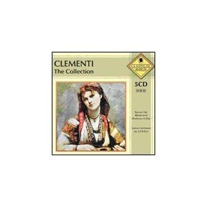 CLEMENTI: THE COLLECTION -5CD (CD)