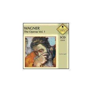 WAGNER OPERAS VOL.1 -5CD (CD)