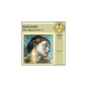WAGNER OPERAS VOL.2 -5CD (CD)
