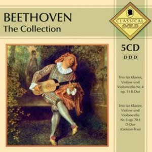 BEETHOVEN: THE COLLECTION -5CD (CD)