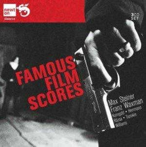 FAMOUS FILM SCORES -3CD (CD)