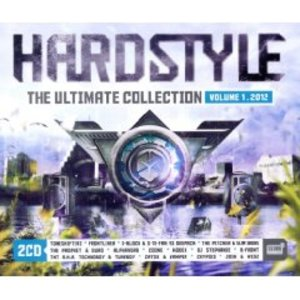 HARDSTYLE. THE ULTIMATE COLLECTION VOL.1 2012 -2CD (CD)