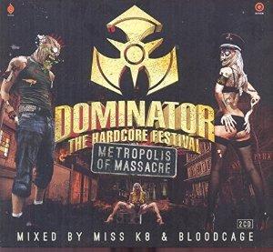 DOMINATOR 2014 -2CD (CD)