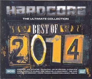 HARDCORE BEST 2014 (CD)
