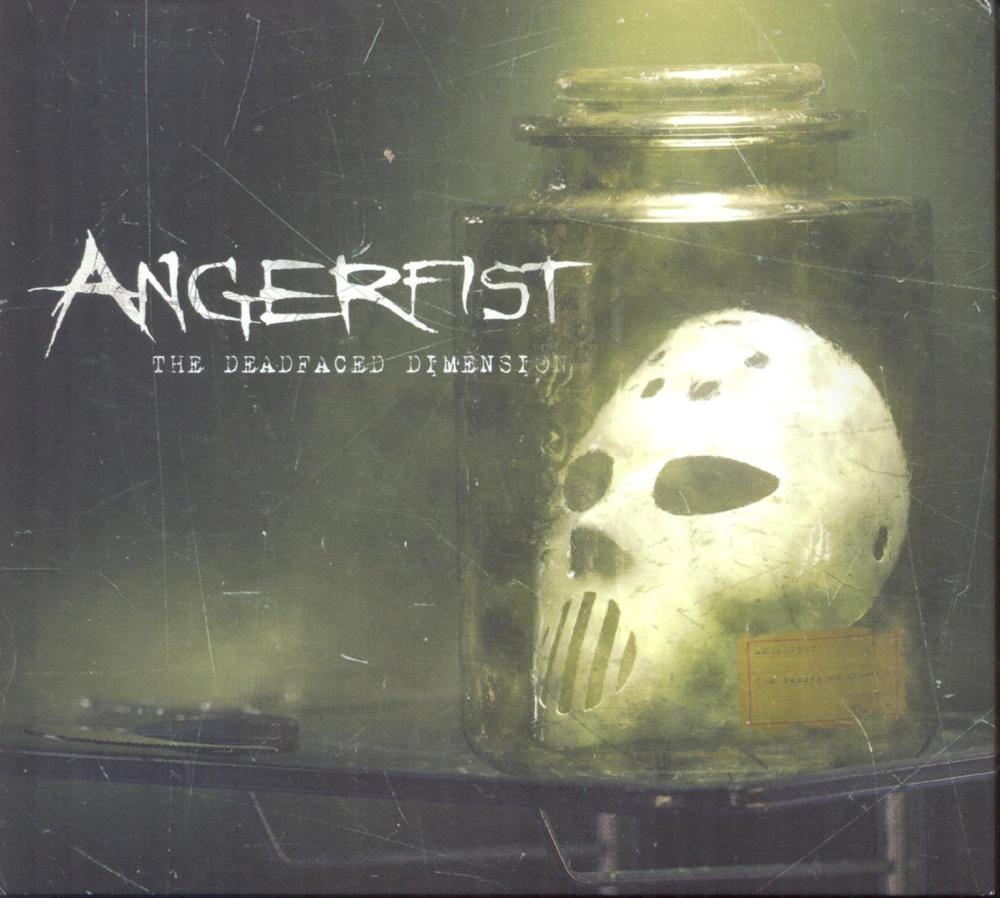 ANGERFIST - DEADFACED DIMENSION (CD)