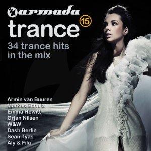 ARMADA TRANCE 15 (CD)