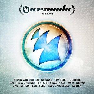 10 YEARS ARMADA -3CD (CD)