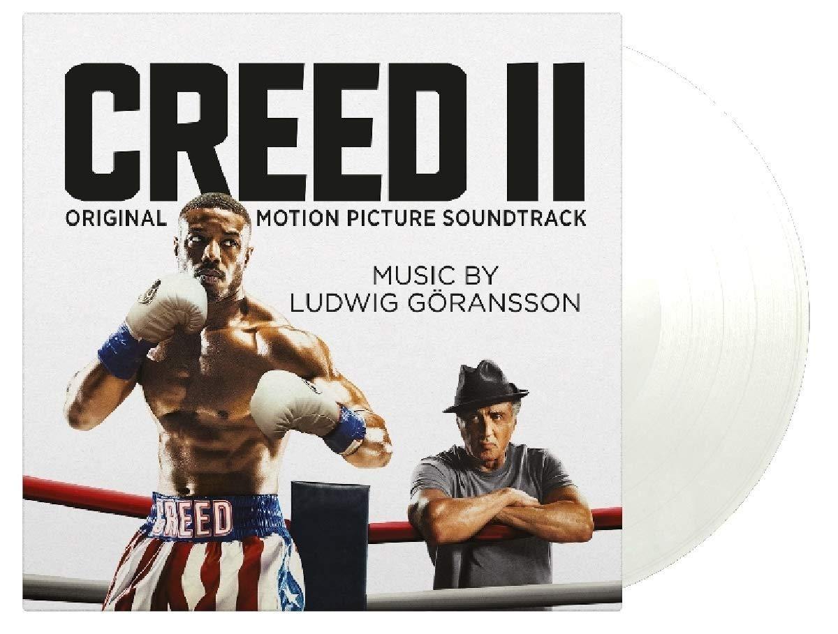 CREED II - ORIGINAL SOUNDTRACK (COLOURED WHITE) (LP)