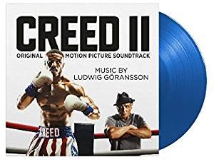 CREED II - BLUE (LP)