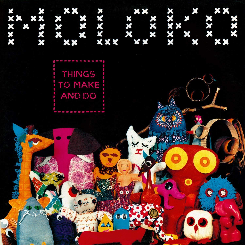 MOLOKO - THINGS TO MAKE COLOURED (2 LP) (LP)